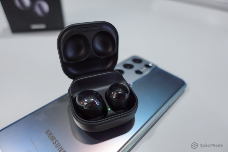 Review Samsung Galaxy Buds Pro 30