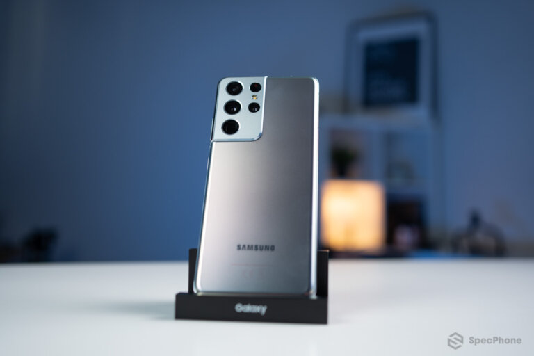 Review Samsung Galaxy S21 Ultra 5G 12