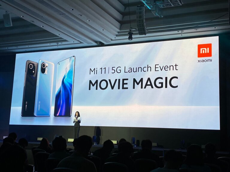 Xiaomi Mi 11 Launched Event SpecPhone 00001