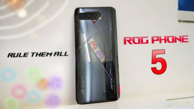 Asus ROG Phone 5 001