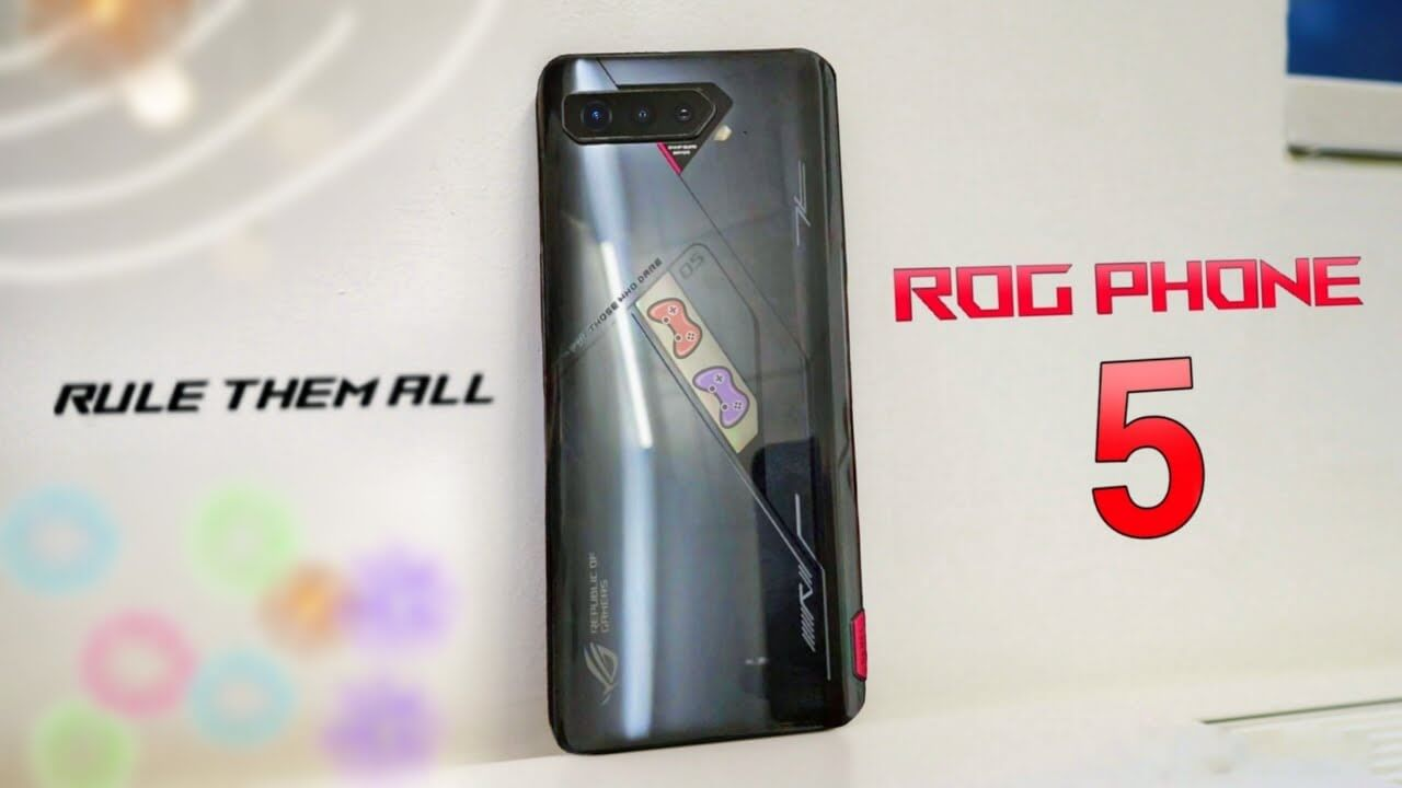 ASUS ROG Phone 5 หลุดอีกรอบผ่าน Geekbench มาพร้อมหน่วยความจำ 18 GB