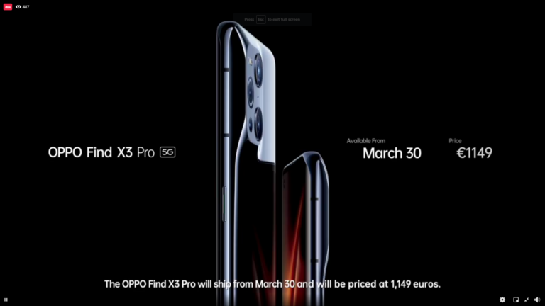 OPPO Find X3 Pro 111 1