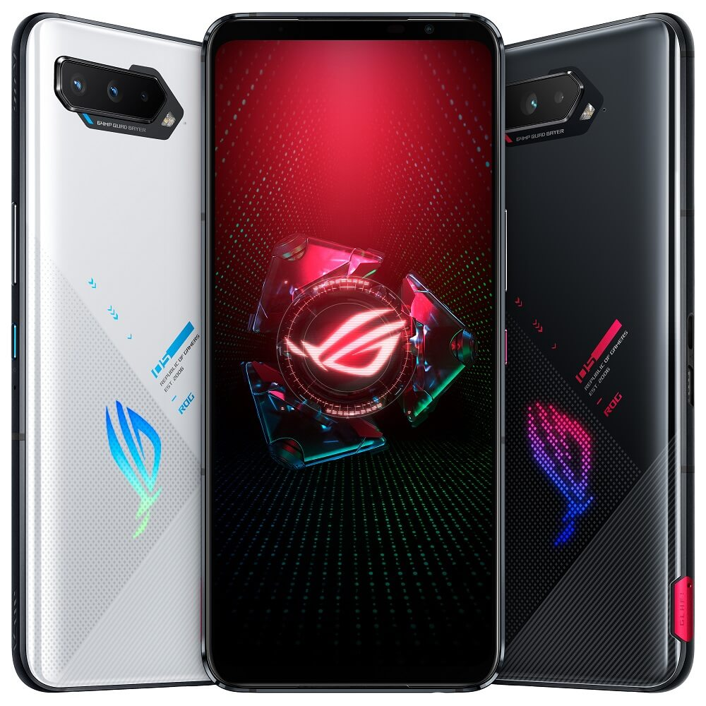 ASUS Republic of Gamers เปิดตัว ROG Phone 5 Series