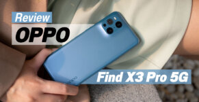 Review OPPO Find X3 Pro 5G Cover