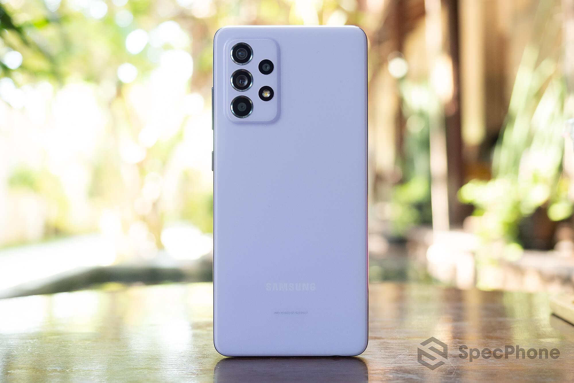Review Samsung Galaxy A52 5G SpecPhone 13