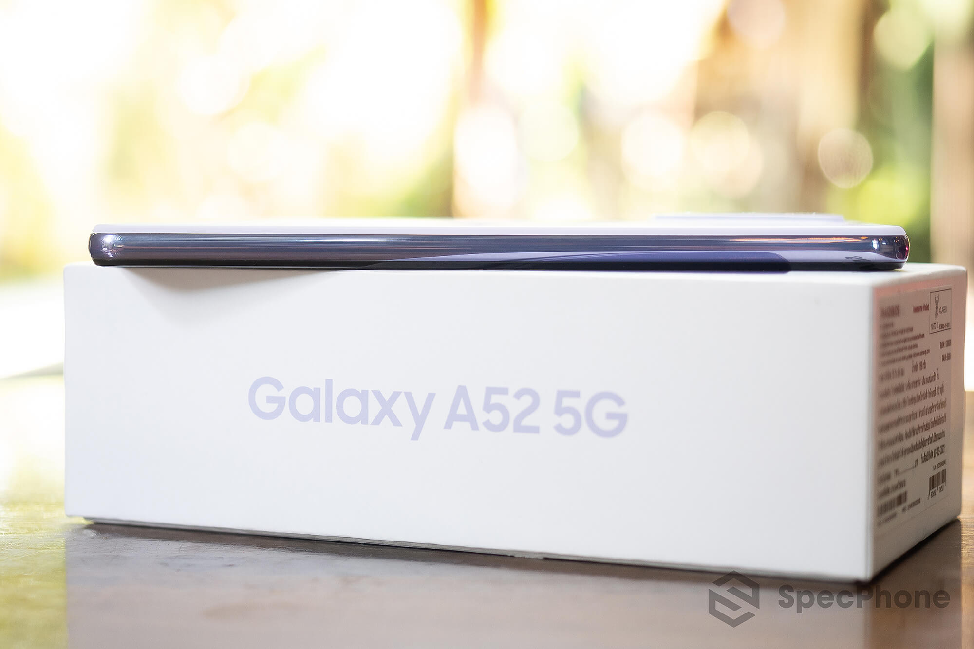 Review Samsung Galaxy A52 5G SpecPhone 20