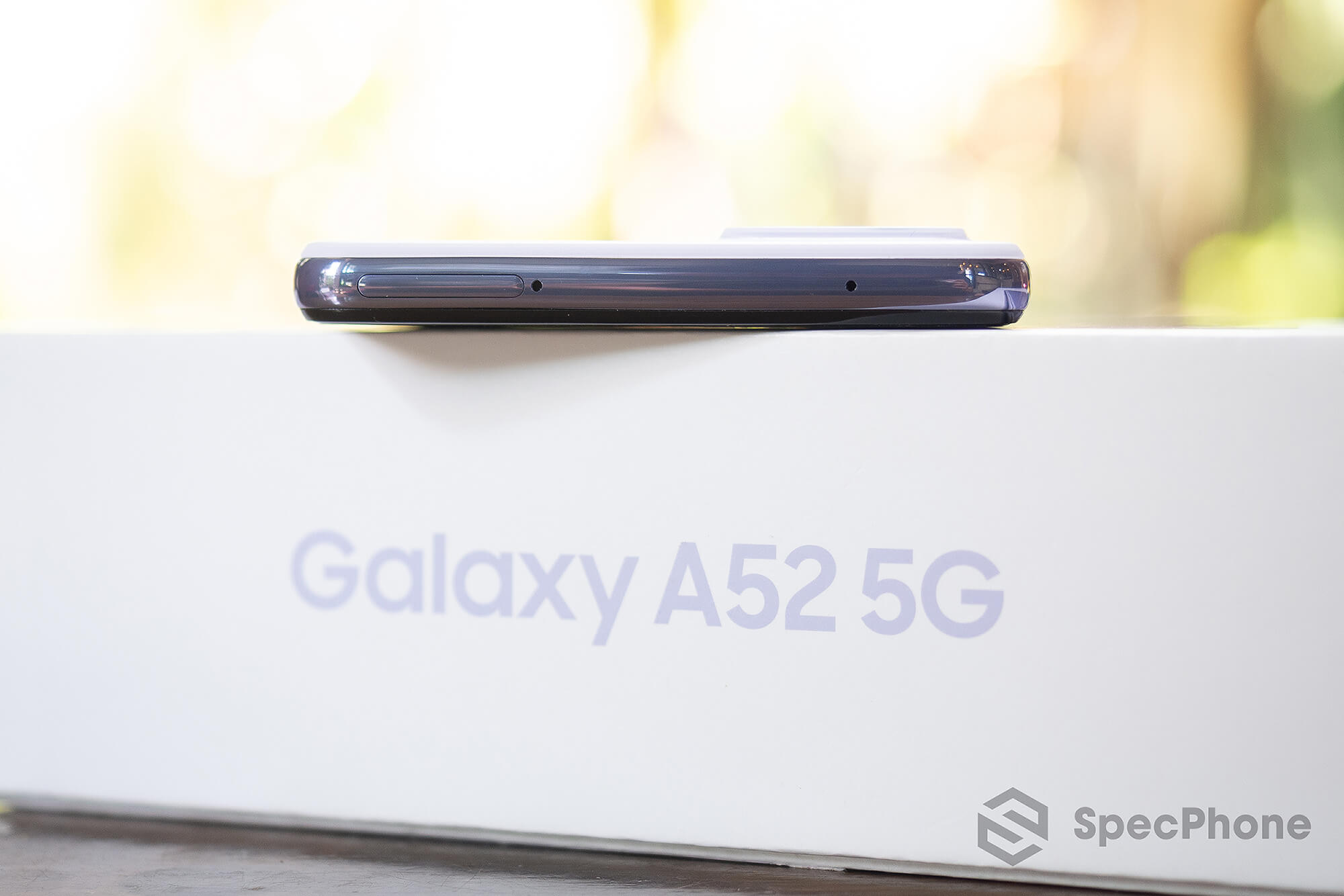 Review Samsung Galaxy A52 5G SpecPhone 21