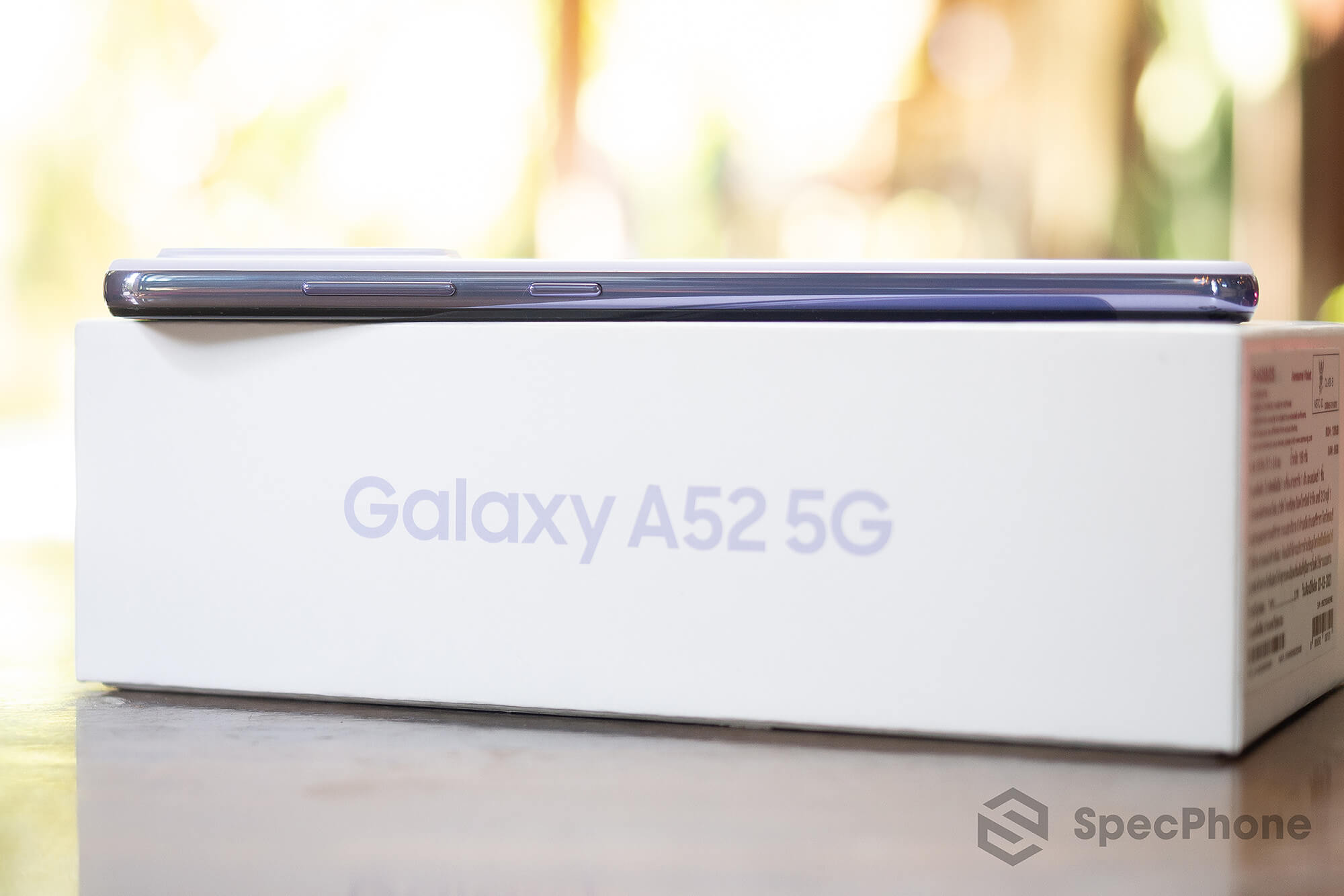 Review Samsung Galaxy A52 5G SpecPhone 22