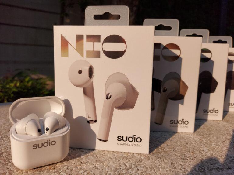 Review Sudio Nio 84 1