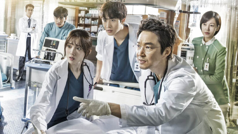 ซีรี่ย์เกาหลี Netflix แนะนำ dr romantic
