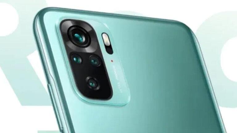 โทรศัพท์ราคาไม่เกิน 5000 ปี 2021 redmi note 10 camera