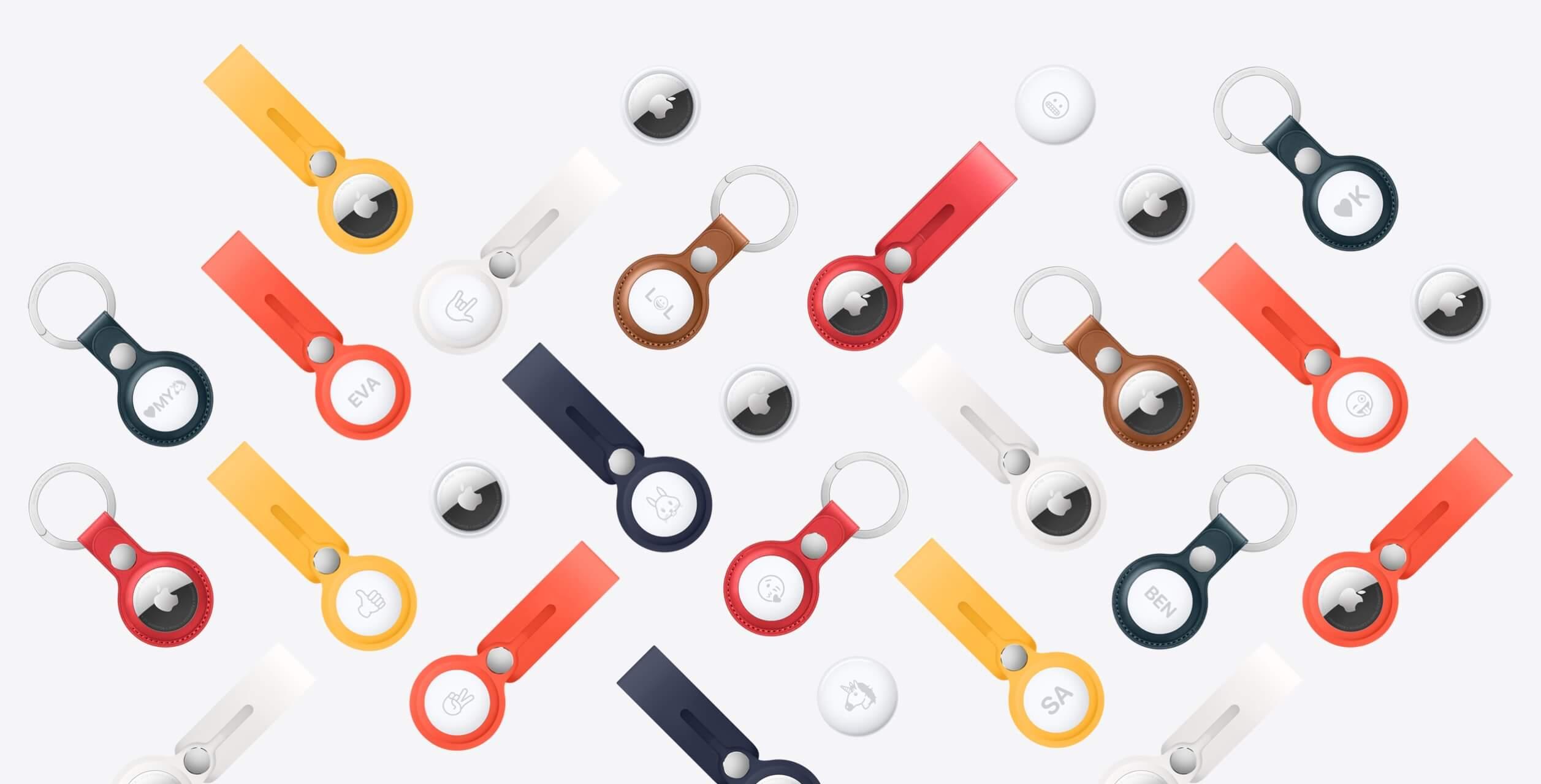 Apple เปิดตัว AirTag อุปกรณ์เสริมช่วยติดตาม และค้นหาสิ่งของ ในราคาเริ่มต้น 990 บาท