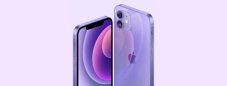 Apple iPhone 12 Purple SpecPhone 00001