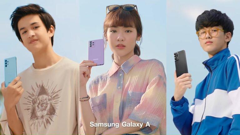 Galaxy A Campaign 8 1