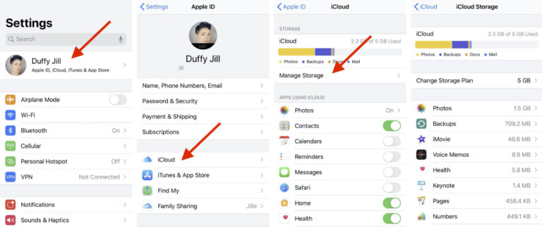 How to Check the Storage on Your iCloud Account 03