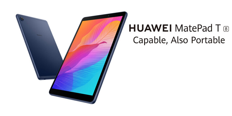Huawei Tablet MatePad T 8.0 Wi Fi Deepsea Blue content1