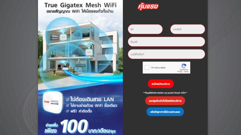 Mesh WiFi คือ ตัวขยายสัญญาณ true