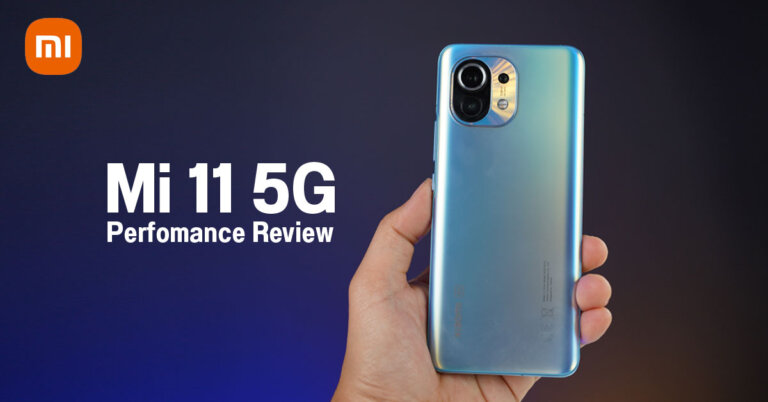 Mi 11 Perfomance Review
