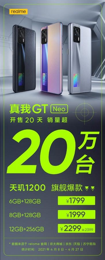 Realme GT Neo price in india 002