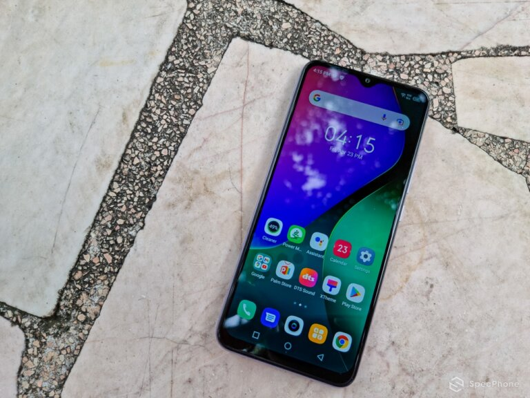 Review Infinix HOT 10 PLAY 56
