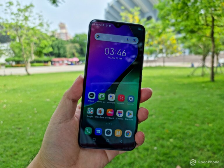 Review Infinix HOT 10 PLAY 78