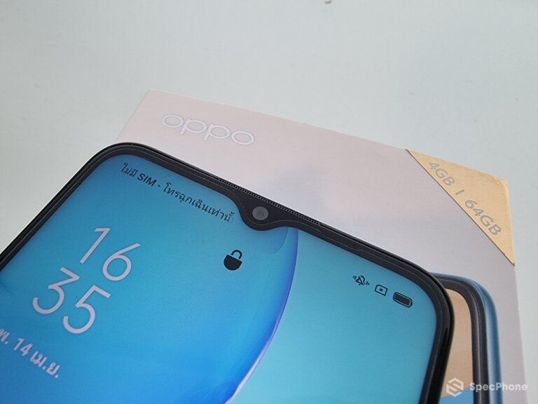 Review OPPO A15s 10
