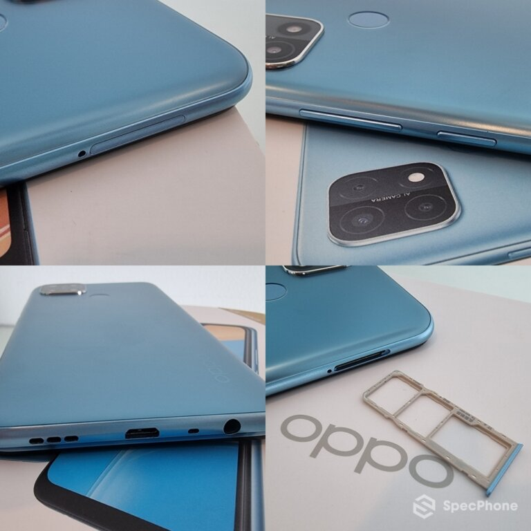 Review OPPO A15s 5