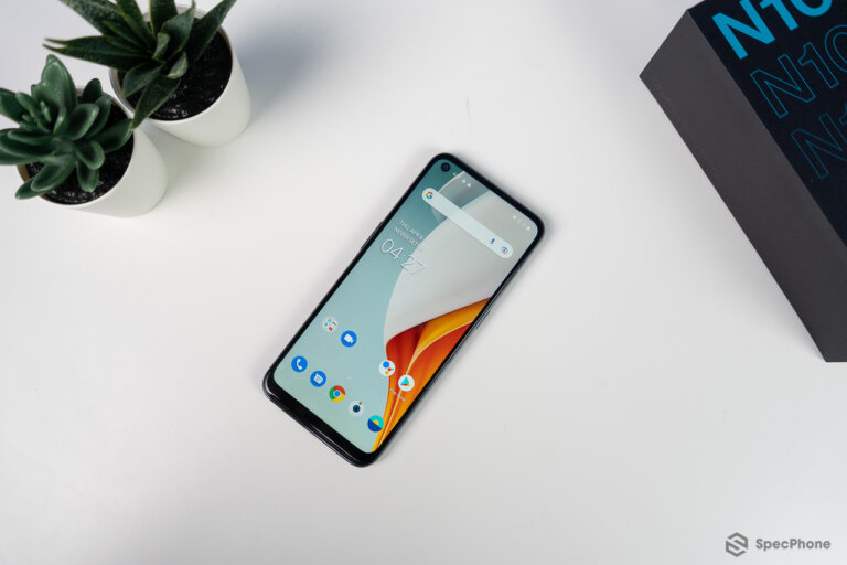Review OnePlus Nord N100 40