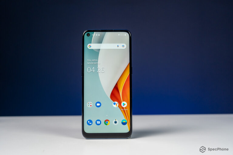 Review OnePlus Nord N100 46