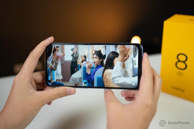 Review realme 8 5G SpecPhone00024