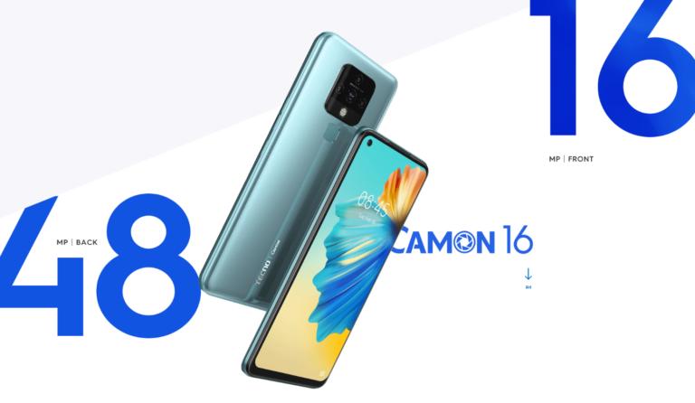 Tecno Camon 16 1