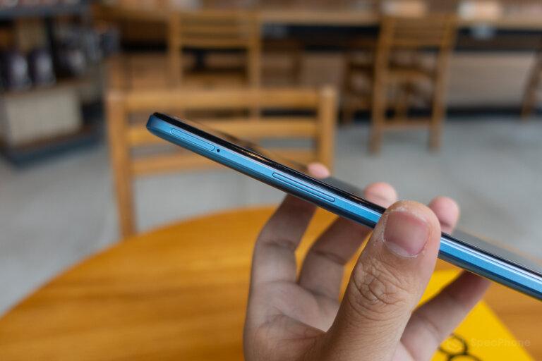 Unbox realme 8 5G SpecPhone 0007