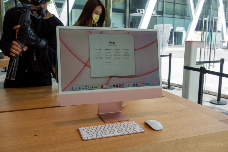 Preview iMac M1 24 inch SpecPhone 0004