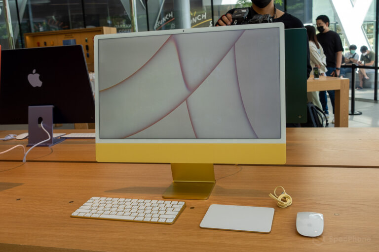 Preview iMac M1 24 inch SpecPhone 0005