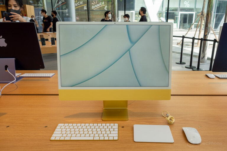 Preview iMac M1 24 inch SpecPhone 0010