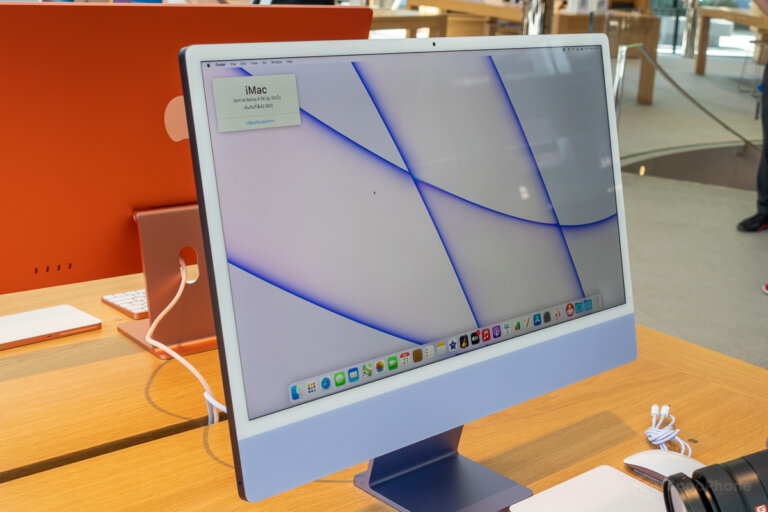 Preview iMac M1 24 inch SpecPhone 0013