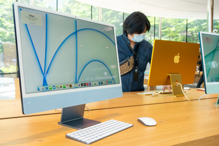 Preview iMac M1 24 inch SpecPhone 0015