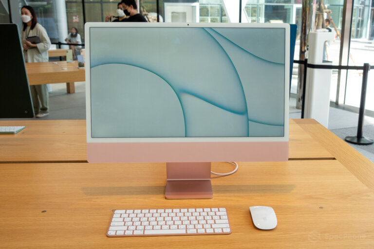 Preview iMac M1 24 inch SpecPhone 0017