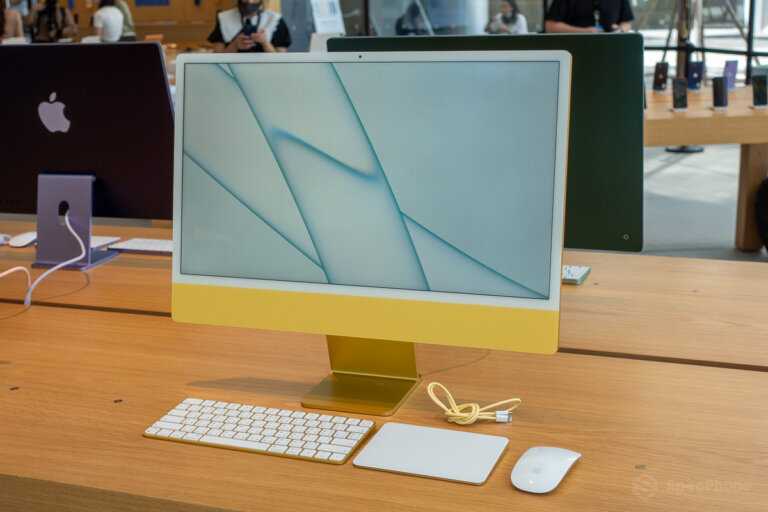 Preview iMac M1 24 inch SpecPhone 0022