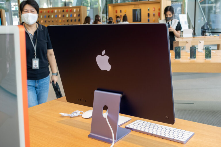Preview iMac M1 24 inch SpecPhone 0023