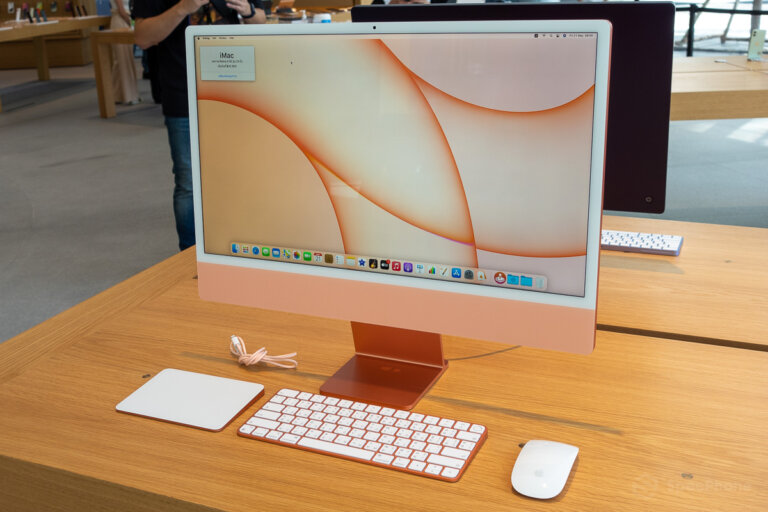 Preview iMac M1 24 inch SpecPhone 0024