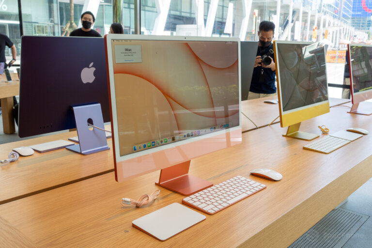 Preview iMac M1 24 inch SpecPhone 0025