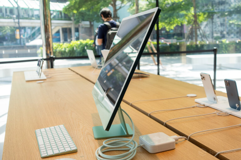 Preview iMac M1 24 inch SpecPhone 0033