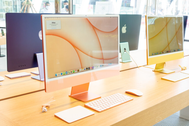 Preview iMac M1 24 inch SpecPhone 0048