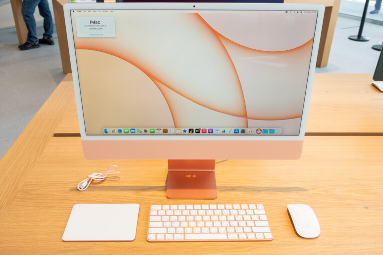Preview iMac M1 24 inch SpecPhone 0049