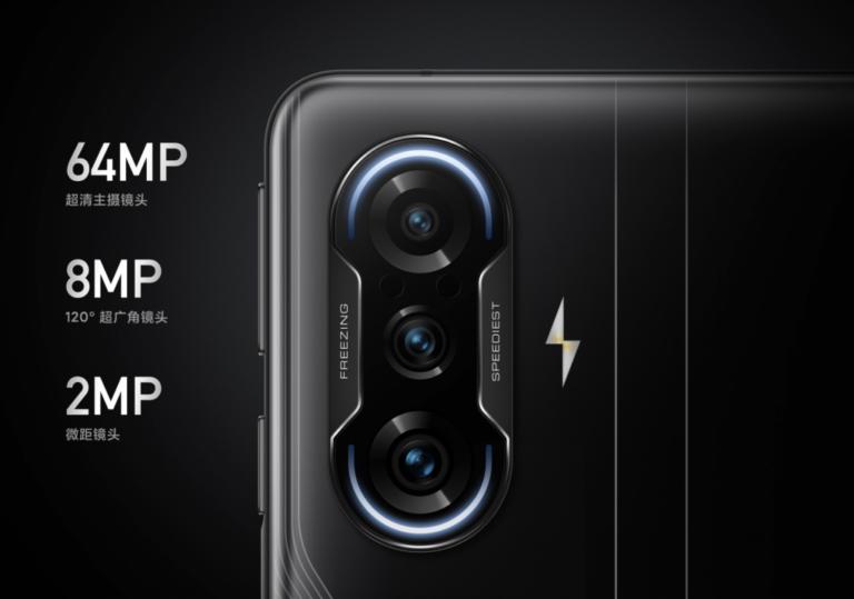 Redmi K40 Gaming Camera 1