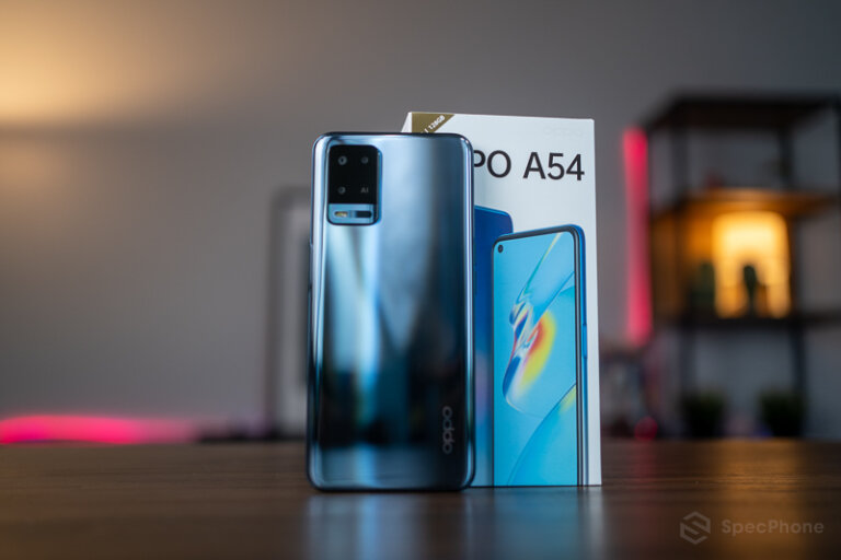 Review OPPO A54 36