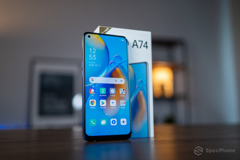 Review OPPO A74 4G 42