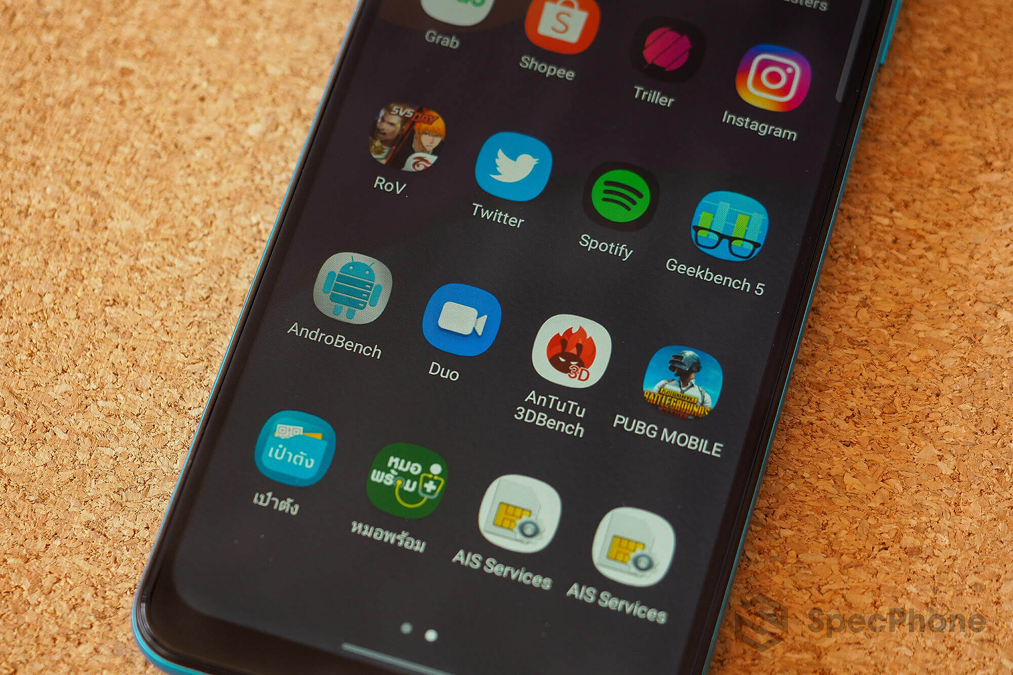 Review Samsung Galaxy M12 SpecPhone 16