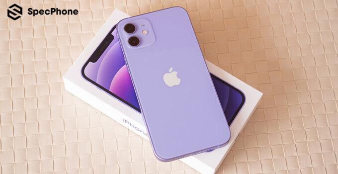 รีวิว iPhone 12 สีม่วง หลังใช้งานมา 1 เดือนเต็ม